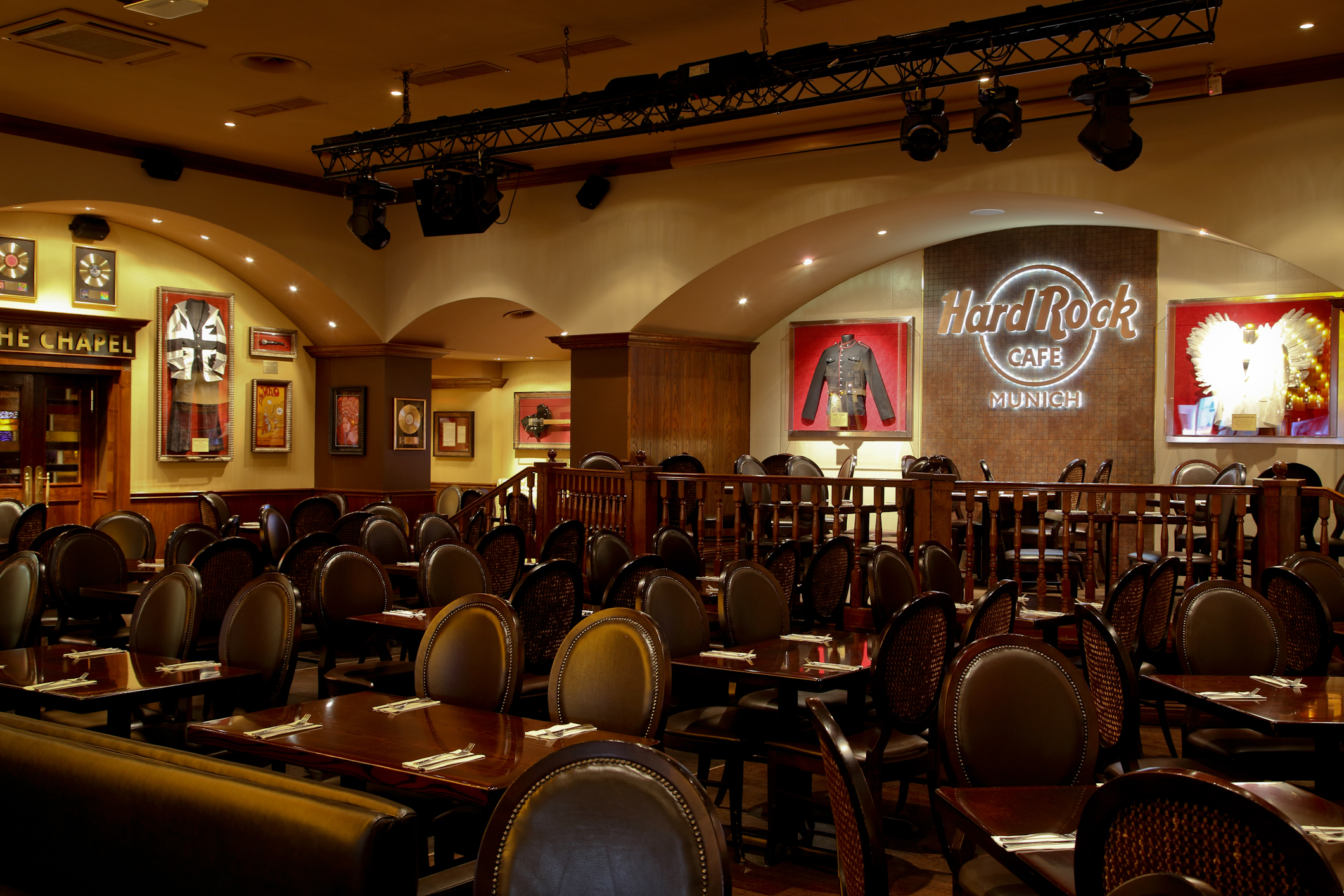 Hard Rock Cafe - Rivoli Hotels München